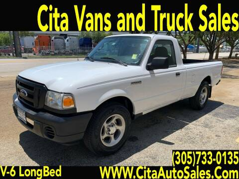 2009 Ford Ranger for sale at Cita Auto Sales in Medley FL