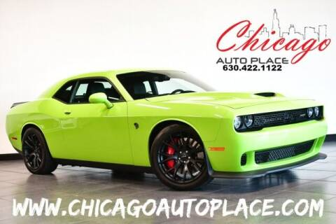 2015 Dodge Challenger for sale at Chicago Auto Place in Bensenville IL