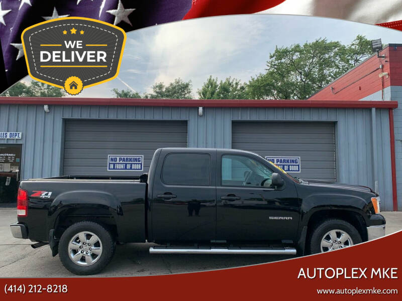 2012 GMC Sierra 1500 for sale at Autoplex MKE in Milwaukee WI