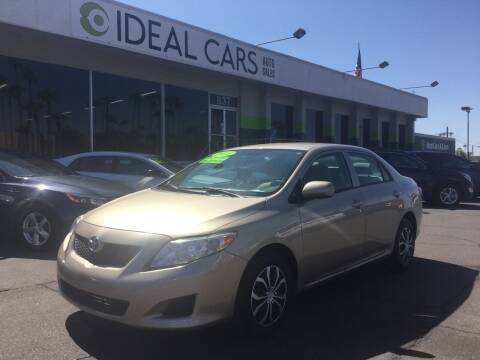 2010 Toyota Corolla for sale at Ideal Cars East Mesa in Mesa AZ