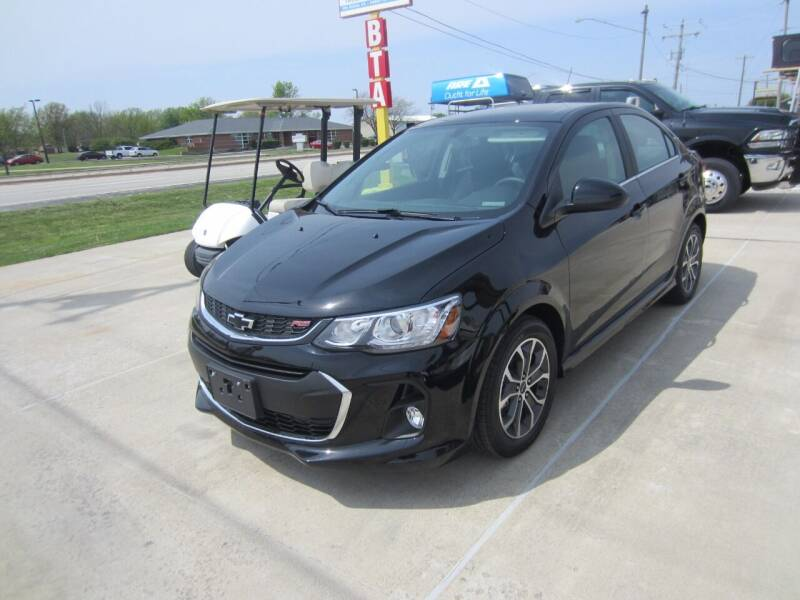 2020 Chevrolet Sonic for sale at Brown's Truck Accessories Inc in Forsyth IL