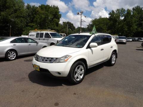 2005 Nissan Murano for sale at United Auto Land in Woodbury NJ