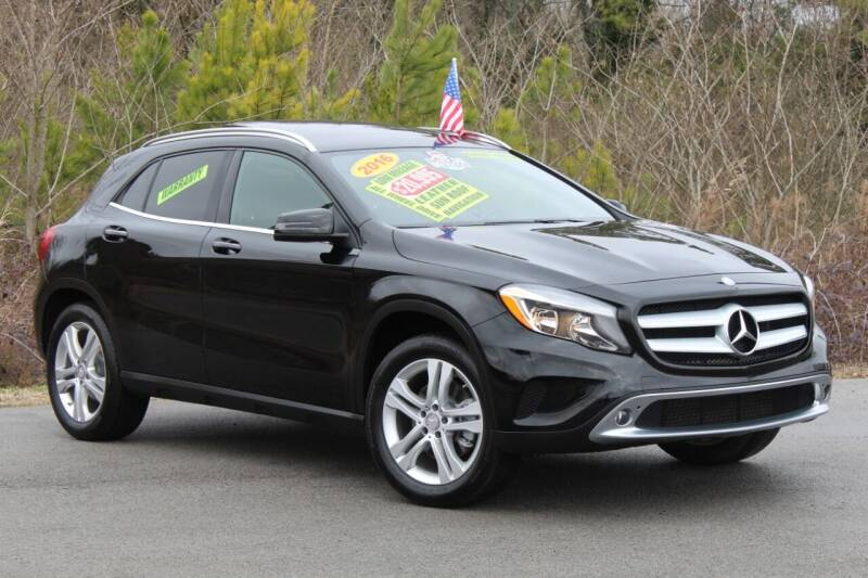 2016 Mercedes-Benz GLA for sale at McMinn Motors Inc in Athens TN