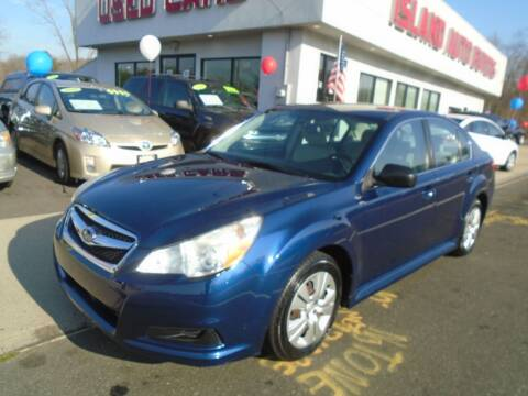 2011 Subaru Legacy for sale at Island Auto Buyers in West Babylon NY