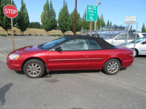 2004 Chrysler Sebring for sale at Car Link Auto Sales LLC in Marysville WA