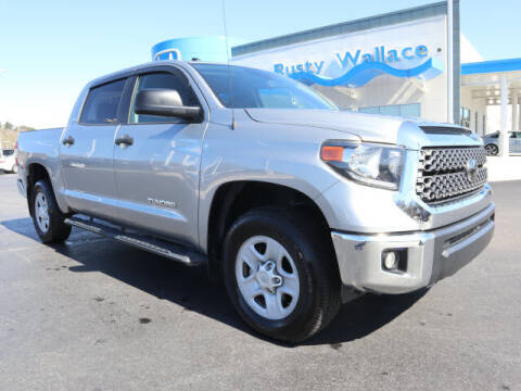 2019 Toyota Tundra for sale at RUSTY WALLACE HONDA in Knoxville TN