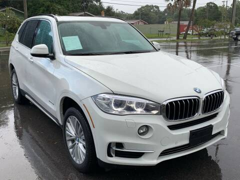 2014 BMW X5 for sale at Consumer Auto Credit in Tampa FL