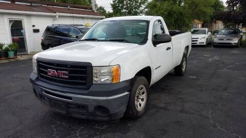 2011 GMC Sierra 1500 for sale at Nonstop Motors in Indianapolis IN