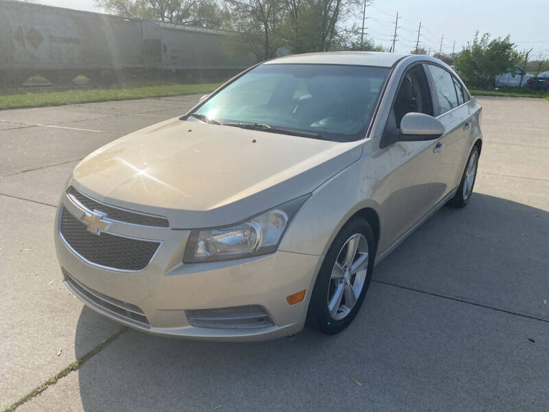 2012 Chevrolet Cruze for sale at Mr. Auto in Hamilton OH