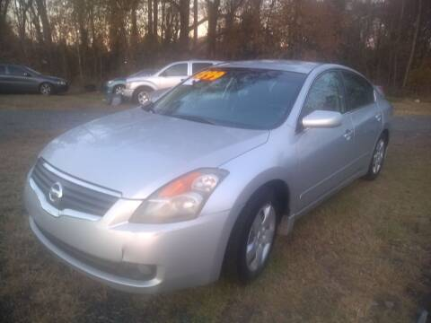 2007 Nissan Altima for sale at Easy Auto Sales LLC in Charlotte NC