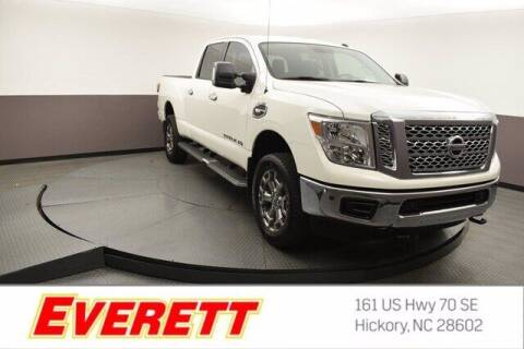 2019 Nissan Titan XD for sale at Everett Chevrolet Buick GMC in Hickory NC