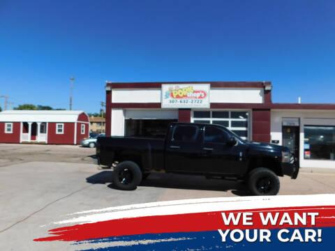 2008 Chevrolet Silverado 2500HD for sale at Pork Chops Truck and Auto in Cheyenne WY