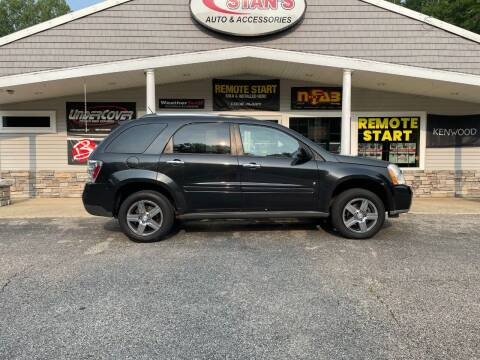 2008 Chevrolet Equinox for sale at Stans Auto Sales in Wayland MI
