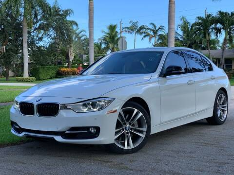 2012 BMW 3 Series for sale at HIGH PERFORMANCE MOTORS in Hollywood FL