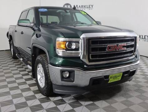 2015 GMC Sierra 1500 for sale at Markley Motors in Fort Collins CO