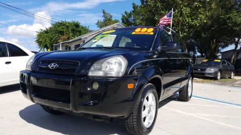 2005 Hyundai Tucson for sale at GP Auto Connection Group in Haines City FL