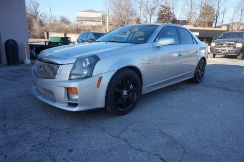 2005 Cadillac CTS-V for sale at patrick kelley in Bonner Springs KS