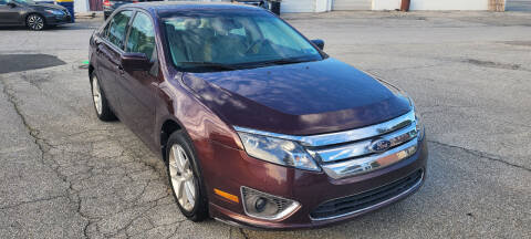 2012 Ford Fusion for sale at WEELZ in New Castle DE