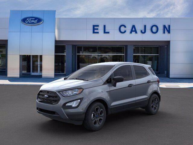 2021 Ford EcoSport for sale in El Cajon, CA