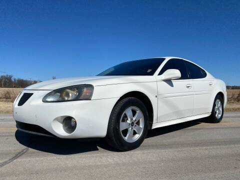 2006 Pontiac Grand Prix for sale at ILUVCHEAPCARS.COM in Tulsa OK