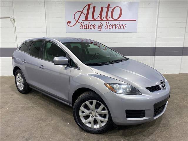 2008 Mazda CX-7 for sale at Auto Sales & Service Wholesale in Indianapolis IN