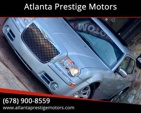 2007 Chrysler 300 for sale at Atlanta Prestige Motors in Decatur GA