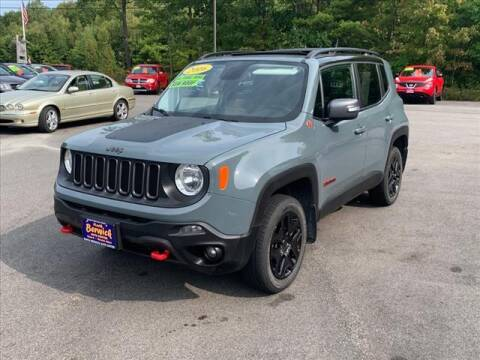 2016 Jeep Renegade for sale at North Berwick Auto Center in Berwick ME