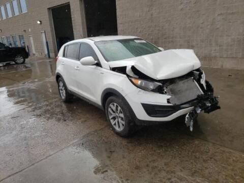 2016 Kia Sportage for sale at STS Automotive in Denver CO