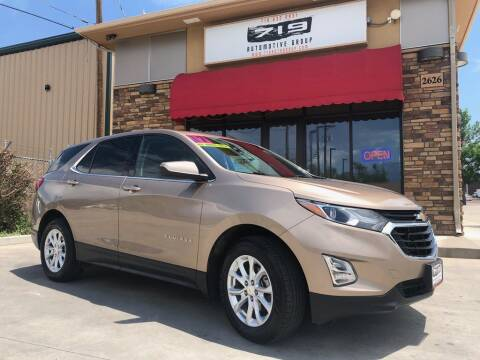 2018 Chevrolet Equinox for sale at 719 Automotive Group in Colorado Springs CO