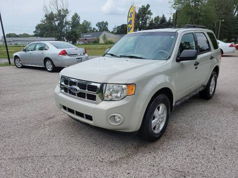2009 Ford Escape for sale at Patriot Autos in Muskegon MI