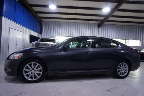 2007 Lexus GS 350 for sale at SOUTHWEST AUTO CENTER INC in Houston TX