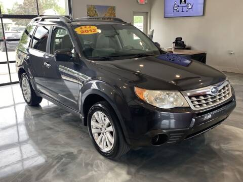2012 Subaru Forester for sale at Crossroads Car & Truck in Milford OH