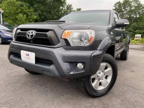 2015 Toyota Tacoma for sale at Mega Motors in West Bridgewater MA
