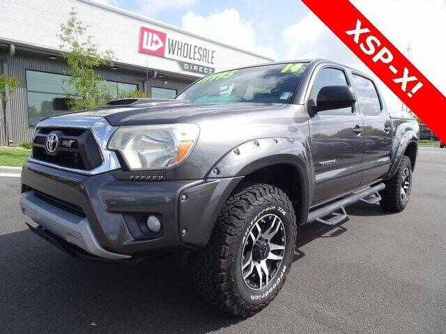 2014 Toyota Tacoma for sale at Wholesale Direct in Wilmington NC