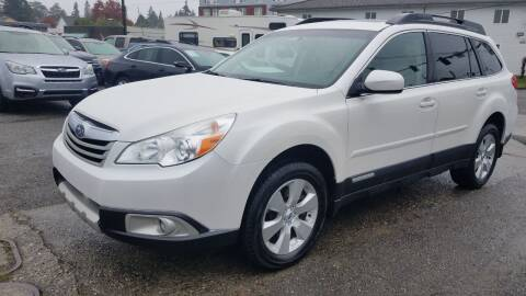 2012 Subaru Outback for sale at Seattle's Auto Deals in Seattle WA