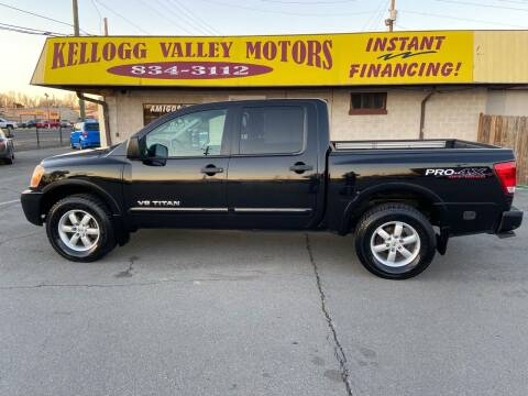 2010 Nissan Titan for sale at Kellogg Valley Motors in Gravel Ridge AR