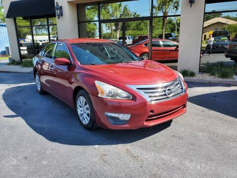 2015 Nissan Altima for sale at Premier Motorcars Inc in Tallahassee FL