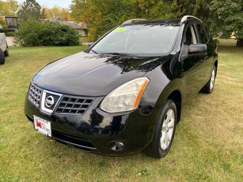 2008 Nissan Rogue for sale at Miro Motors INC in Woodstock IL