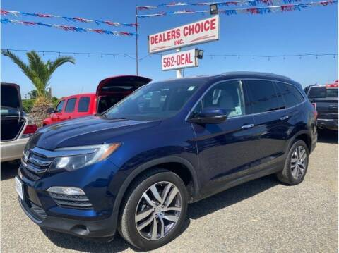 2016 Honda Pilot for sale at Dealers Choice Inc in Farmersville CA