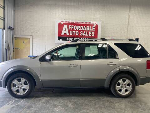 2007 Ford Freestyle for sale at Affordable Auto Sales in Humphrey NE