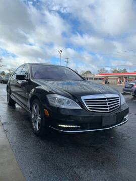 2012 Mercedes-Benz S-Class for sale at City to City Auto Sales in Richmond VA