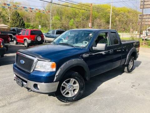 2008 Ford F-150 for sale at INTERNATIONAL AUTO SALES LLC in Latrobe PA