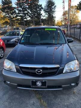 2001 Mazda Tribute for sale at Carfast Auto Sales in Dolton IL