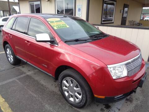 2007 Lincoln MKX for sale at BBL Auto Sales in Yakima WA