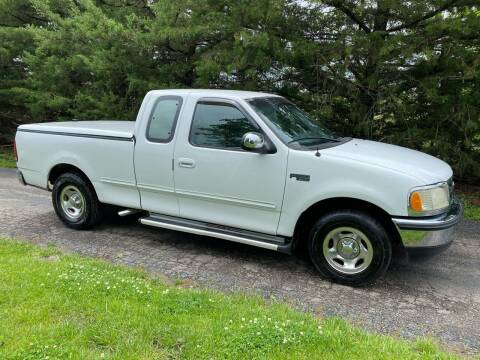 1997 Ford F-150 for sale at Kansas Car Finder in Valley Falls KS