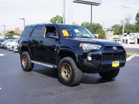 2016 Toyota 4Runner for sale at Buhler and Bitter Chrysler Jeep in Hazlet NJ