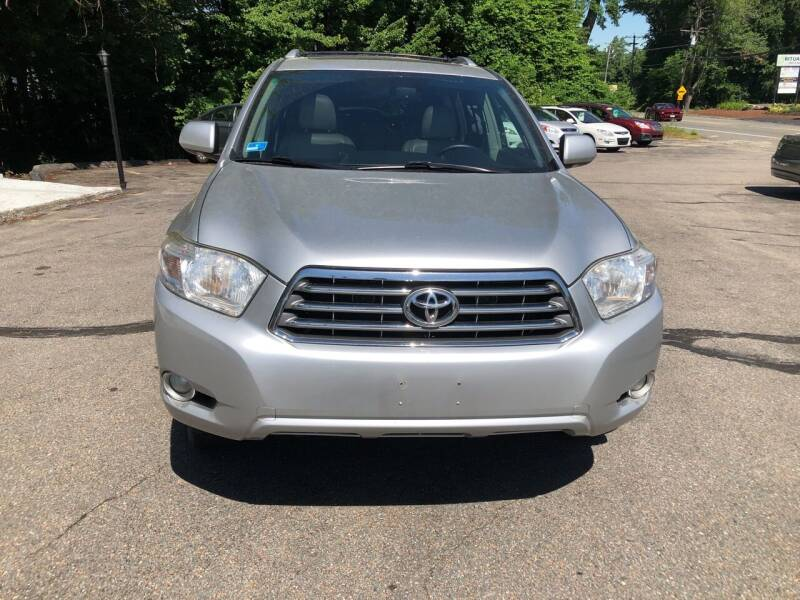 2010 Toyota Highlander for sale at USA Auto Sales in Leominster MA