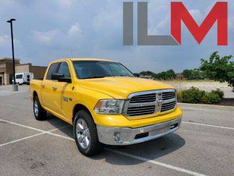 2016 RAM Ram Pickup 1500 for sale at INDY LUXURY MOTORSPORTS in Fishers IN