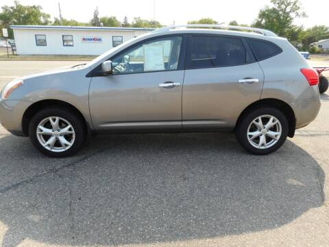 2010 Nissan Rogue for sale at O K Used Cars in Sauk Rapids MN