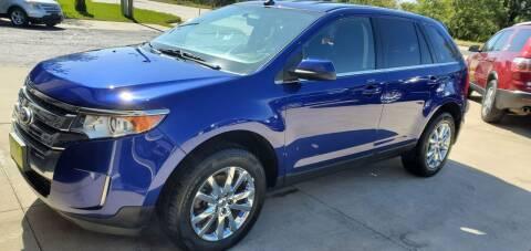 2014 Ford Edge for sale at City Auto Sales in La Crosse WI